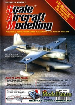 Scale Aircraft Modelling (May 1999) Vol.21 №3