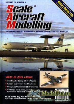 Scale Aircraft Modelling (March 1999) Vol.21 №1