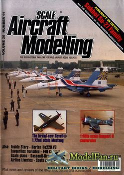 Scale Aircraft Modelling (January 1999) Vol.20 №11