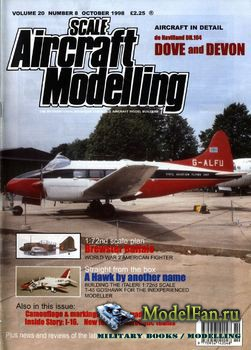 Scale Aircraft Modelling (October 1998) Vol.20 №8