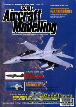 Scale Aircraft Modelling (July 1998) Vol.20 №5