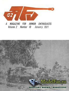 AFV-G2: A Magazine For Armor Enthusiasts Vol.2 No.10