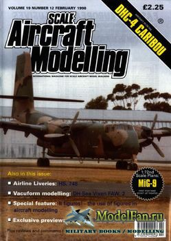 Scale Aircraft Modelling (February 1998) Vol.19 №12