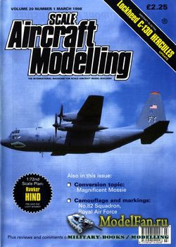 Scale Aircraft Modelling (March 1998) Vol.20 №1
