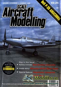Scale Aircraft Modelling (January 1998) Vol.19 №11