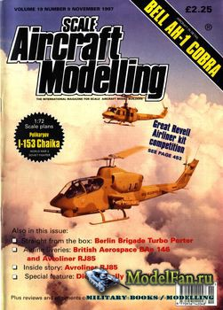 Scale Aircraft Modelling (November 1997) Vol.19 №9