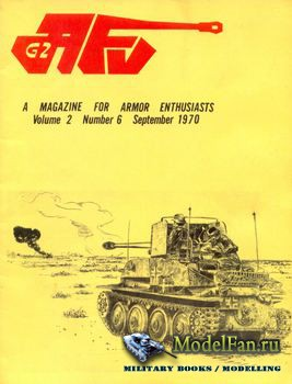 AFV-G2: A Magazine For Armor Enthusiasts Vol.2 No.6