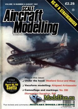 Scale Aircraft Modelling (August 1997) Vol.19 №6