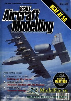 Scale Aircraft Modelling (September 1997) Vol.19 №7