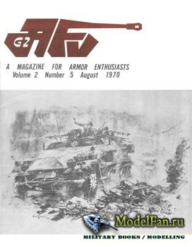 AFV-G2: A Magazine For Armor Enthusiasts Vol.2 No.5