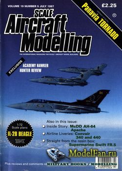 Scale Aircraft Modelling (July 1997) Vol.19 №5