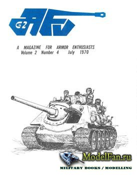 AFV-G2: A Magazine For Armor Enthusiasts Vol.2 No.4