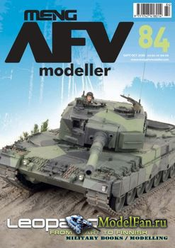 AFV Modeller - Issue 84 (September/October) 2015