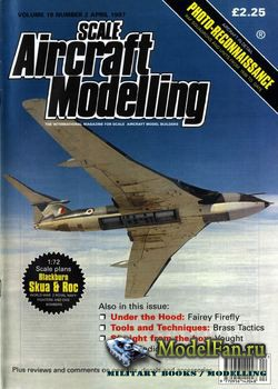 Scale Aircraft Modelling (April 1997) Vol.19 №2
