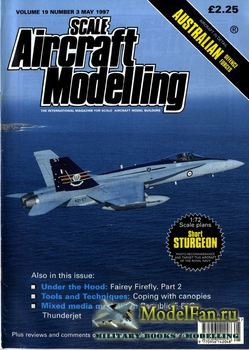 Scale Aircraft Modelling (May 1997) Vol.19 №3