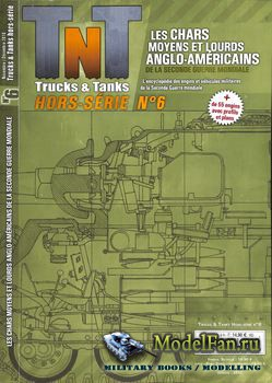 Trucks & Tanks Magazine Hors-Serie №6