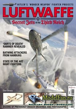 Luftwaffe: Secret Jets of the Third Reich