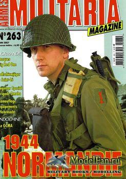 Armes Militaria Magazine №263 2007
