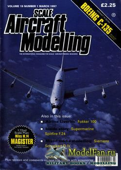 Scale Aircraft Modelling (March 1997) Vol.19 №1
