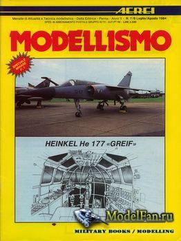 Aerei Modellismo №7-8 1984