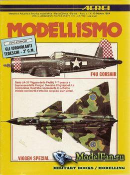 Aerei Modellismo №10 1984