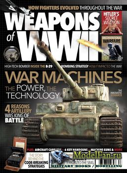 Weapons of WWII (Fall 2015)
