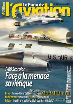 Le Fana de L'Aviation №9 2015 (550)