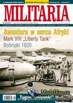 Militaria XX Wieku Wydanie Specjalne №43 2015
