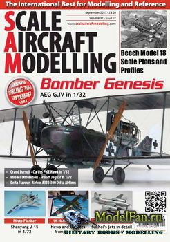 Scale Aircraft Modelling (September 2015) Vol.37 №7