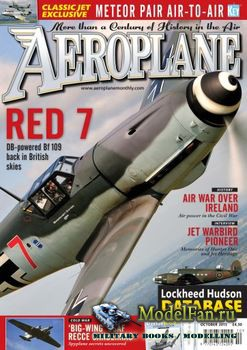 Aeroplane Monthly Magazine (Октябрь 2015)