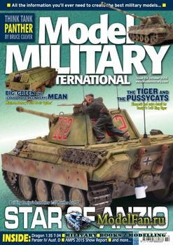 Model Military International Issue 59 (Ocrober 2015)