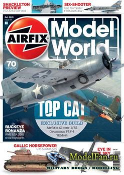 Airfix Model World - Issue 59 (October 2015)