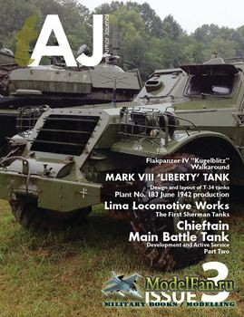 The Armor Journal Magazine №3