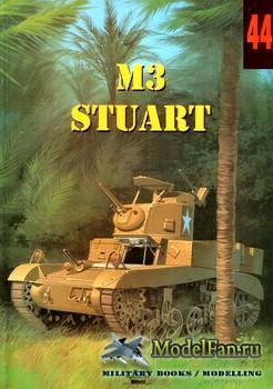 Wydawnictwo Militaria №44 - M3 Stuart
