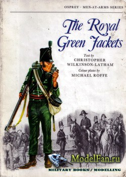 Osprey - Men-at-Arms 52 - The Royal Green Jackets