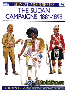 Osprey - Men-at-Arms 59 - The Sudan Campaigns 1881-1898