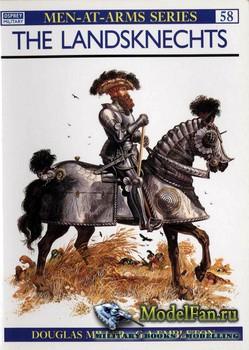 Osprey - Men-at-Arms 58 - The Landsknechts