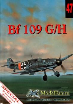 Wydawnictwo Militaria №47 - Messerschmitt Bf 109 G/H