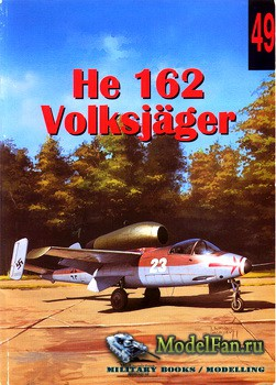 Wydawnictwo Militaria №49 - He 162 Volksjager