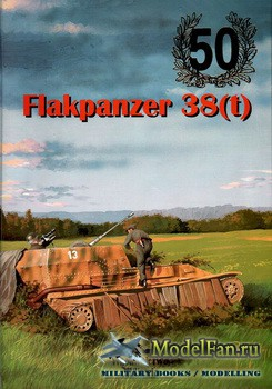 Wydawnictwo Militaria №50 - Flakpanzer 38(t)