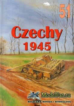 Wydawnictwo Militaria №51 - Czechy 1945