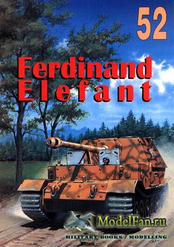 Wydawnictwo Militaria №52 - Ferdinand-Elefant