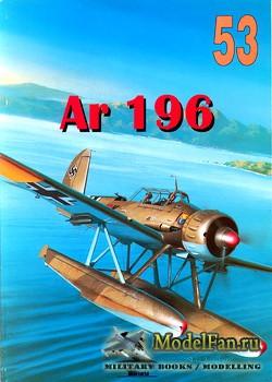 Wydawnictwo Militaria №53 - Ar 196