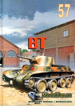 Wydawnictwo Militaria №57 - BT