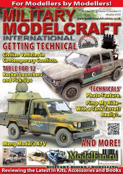 Military Modelcraft International (October 2015) Vol.19 №12