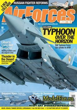 AirForces Monthly (October 2015) №331