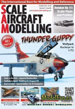 Scale Aircraft Modelling (October 2015) Vol.37 №8