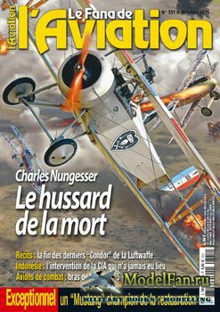 Le Fana de L'Aviation №10 2015 (551)