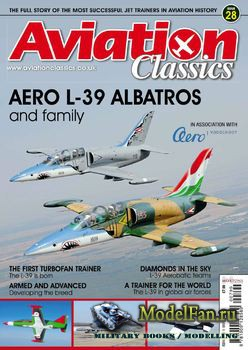 Aviation Classics №28 - Aero L39 Albatros