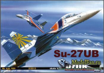 Orlik 089 - Su-27UB